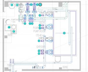 WMU CW layout